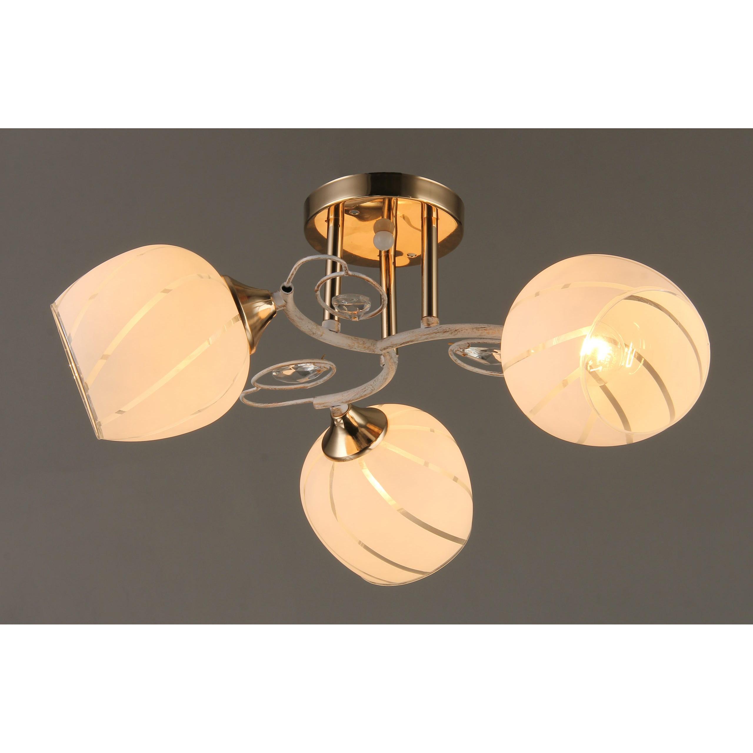 Cветильник подвесной (CL) SX-2998/3 (3*40 Вт