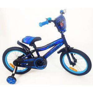 Детский велосипед Favorit Biker 16 (синий)