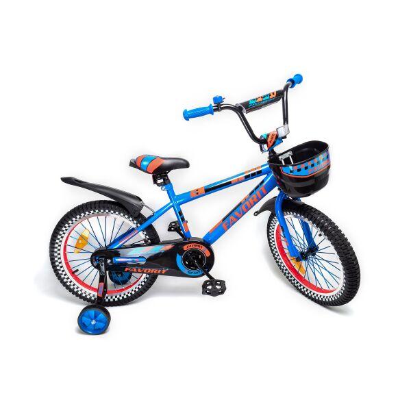Детский велосипед Favorit Sport 18 (синий)