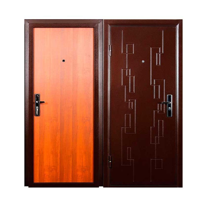 Дверь Новосёл-2050х850 мм L