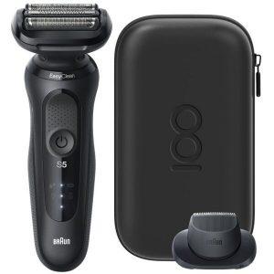 Электрическая бритва +чехол BRAUN MBS5 Series 5 Max