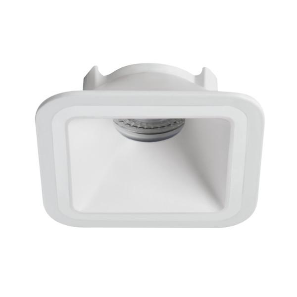 Кольцо декоративное для точ.св-ка IMINES DSL-W квадрат