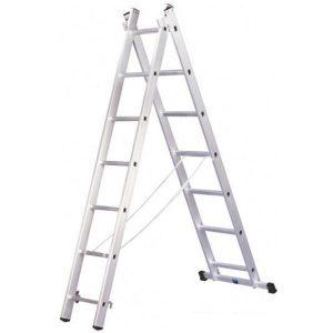 Лестница Dogrular Ufuk Pro 2x12 ступеней
