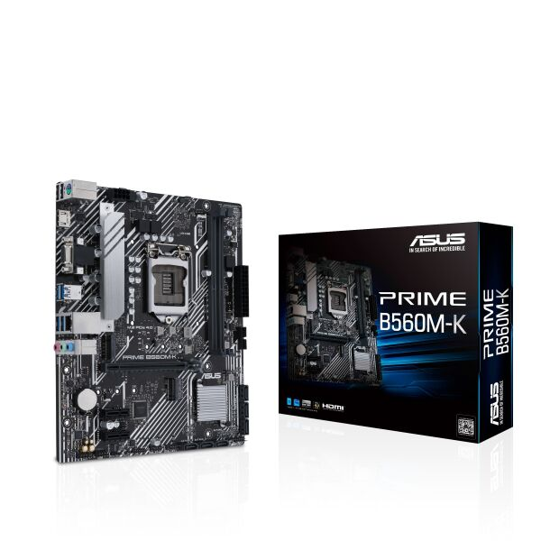 Материнская плата ASUS Prime B560M-K