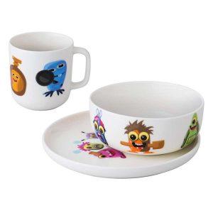 Набор детской посуды BERGHOFF Monsters 1694050