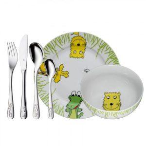 Набор детской посуды WMF Safari 1280029964