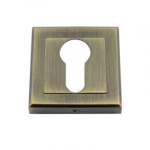 Накладка под ключ NORA-M НК-К старая бронза