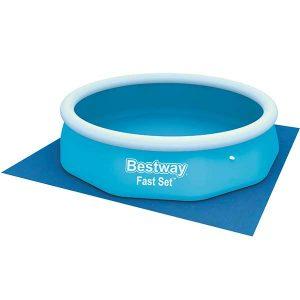 Подстилка для бассейна Bestway 58001 (335x335)