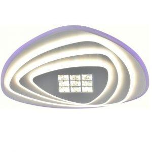Светильник подвесной (LED) CHL-LI8935/500 белый с пультом (112+11Вт