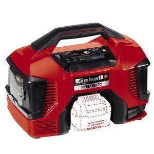 Автомобильный компрессор Einhell PXC Pressito (4020460) без АКБ и ЗУ
