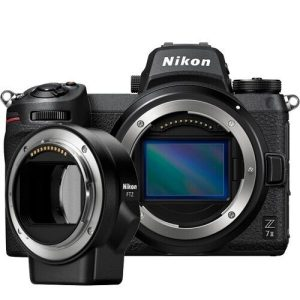 Беззеркальный фотоаппарат Nikon Z 7II + FTZ Adapter Kit