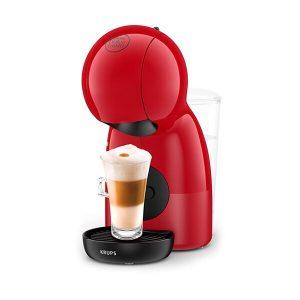 Капсульная кофеварка Krups Dolce Gusto Piccolo XS KP1A0510 (красня)
