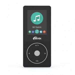 MP3 плеер Ritmix RF-4650 8GB (черный)
