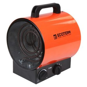 Нагреватель воздуха электрический Ecoterm EHR-02/1E