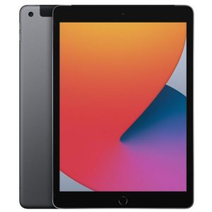 """Планшет Apple iPad 10.2"""" 128Gb MYML2RK/A (Wi-Fi + Cellular) Space Grey"""