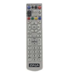 Пульт ДУ Zala IP TV (серый)