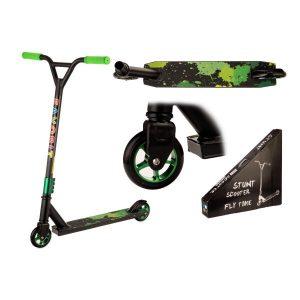 Самокат Favorit 300APG (зеленый)