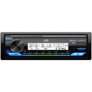 USB-магнитола JVC KD-X38MDBT